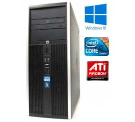 HP Compaq Elite 8200 CMT