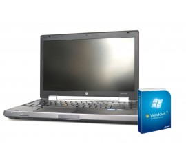 HP EliteBook 8560w, Intel i7-2670QM, 8GB RAM, 500GB HDD, W7P