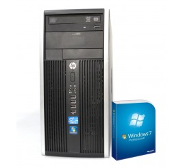 HP Compaq Pro 6200 MT - Intel i5-2400/3,10GHz,, 4GB RAM, 250GB, DVD-RW