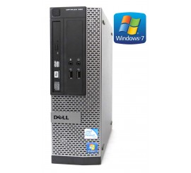 Dell Optiplex 390 - i5-2400/3.10GHz, 4GB RAM, 250GB, SFF