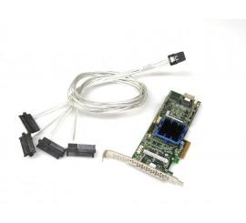 SAS řadič Adaptec 3405 128MB + kabel