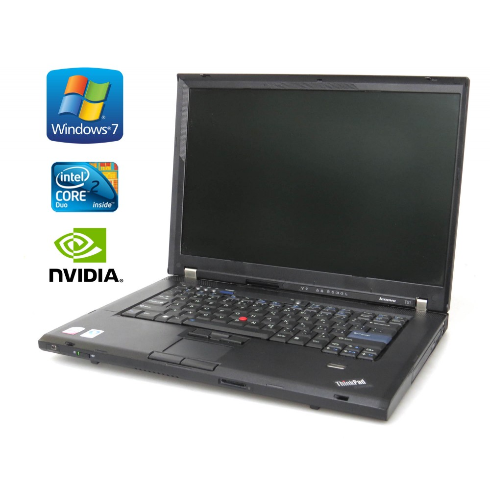 Lenovo Thinkpad T61 C2D 2.00GHz, 2GB 160GB HDD