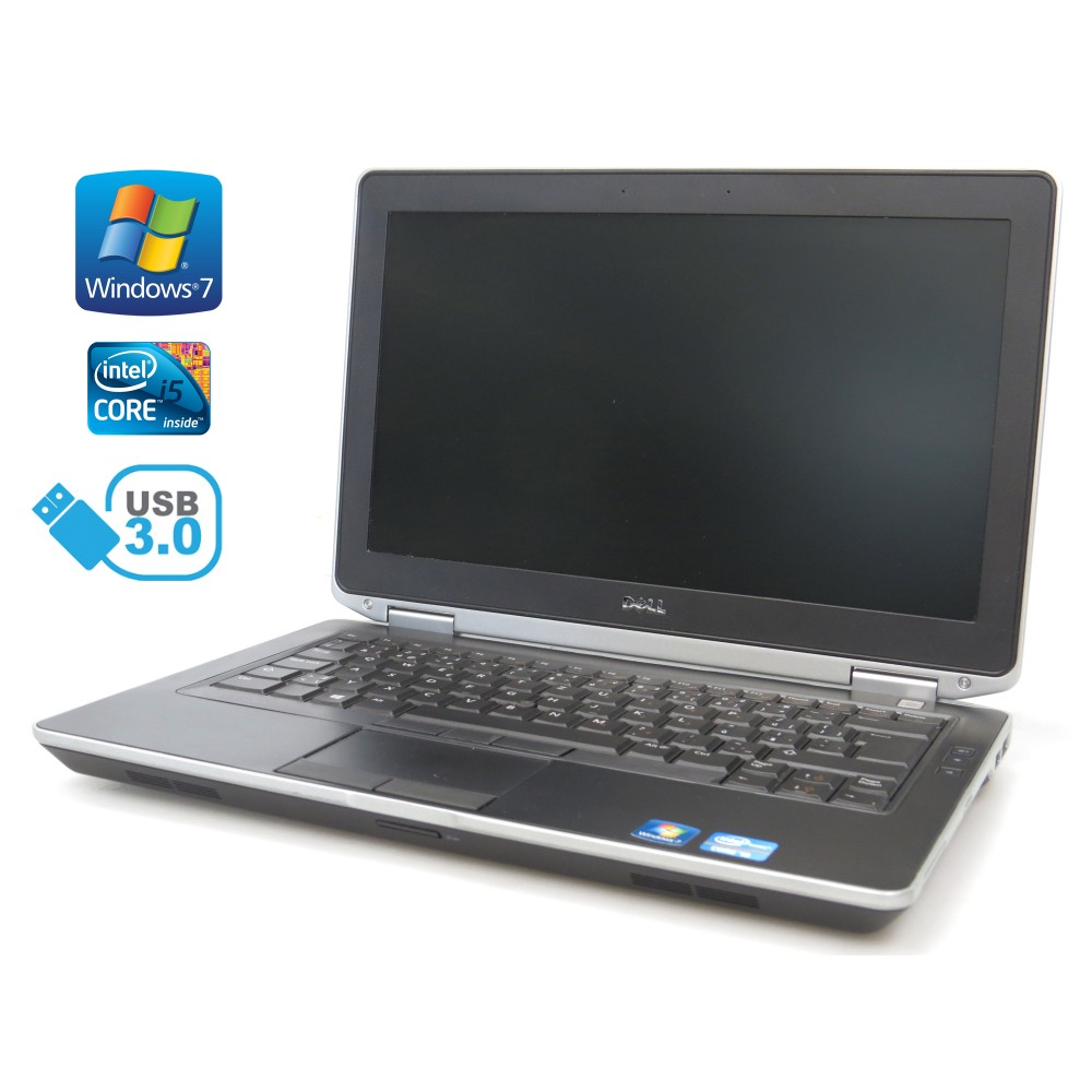 Dell Latitude E6330, i5-3320M, 8GB, 320GB