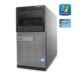 Dell OptiPlex 790 - MT - i7-2600, 8GB RAM, 500GB HDD, DVD-RW, W7P