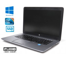 HP ProBook 850 G1 - Intel i5-42100U, 8GB, 128GB SSD, Full HD, CZ klávesnice, Windows 10