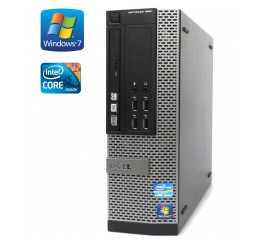 Dell Optiplex 990 SFF - i5-2400 / 4GB RAM / 250GB HDD / W7P