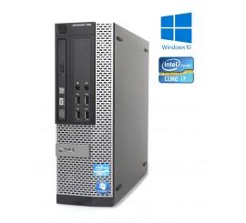 Dell OptiPlex 790 -SFF - i7-2600/3.40GHz, 8GB RAM, 128GB SSD, DVD-RW, Windows 10