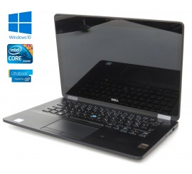 Dell Latitude E7470- i5-6300U/2.40GHz, 16GB RAM, 256GB SSD, QHD dotykový displej, Windows 10