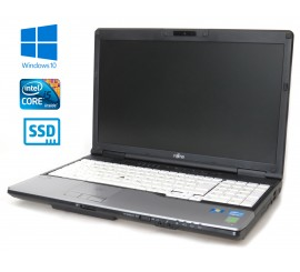 FUJITSU Lifebook E752 - i5-3340M, 4GB RAM, 256GB SSD, Windows 10