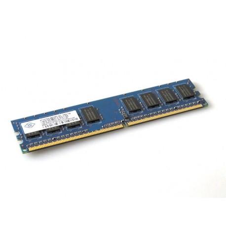 Operační paměť 2048MB DDR2 800Mhz