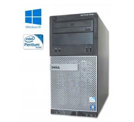 Dell Optiplex 3010 MT - Pentium G2020/2.90GHz, 8GB, 250GB HDD, DVD-ROM, Windows 10