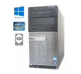 Dell Optiplex 390 -Intel i5-2400/3.10GHz, 8GB RAM, 120GB SSD, DVD-RW, W10