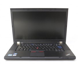 Lenovo Thinkpad T520, Intel i7-2670QM, 8GB, 500GB HDD, NVS 4200M, Windows 7