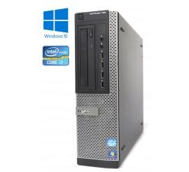 Dell OptiPlex 790 - DT- Intel i7-2600/3.40GHz, 8GB RAM, 500GB HDD, DVD-RW, Windows 10