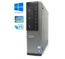 Dell Optiplex 7010 DT - Intel i7-3770, 8GB, 500GB HDD, W10P