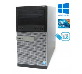 Dell Optiplex 9020 MT - i5-4690 / 8GB RAM / 500GB HDD/ DVD-RW / Windows 10