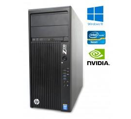 HP Z230 Workstation - Xeon E3-1225 v3, 8GB, 500GB HDD, Quadro K2000