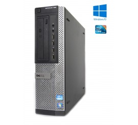 Dell OptiPlex 790 -DT- Intel i3-2100, 4GB RAM, 250GB HDD, DVD-RW, W7P