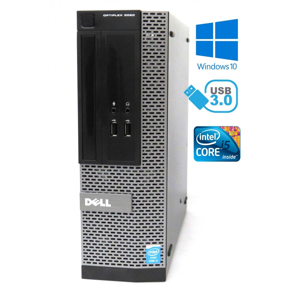 Dell Optiplex 3020 - Intel i5-3.20GHz, 4GB, 500GB HDD, W10P