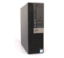Dell Optiplex 5040 SFF - Intel i3-6100/3.70GHz - 8GB RAM - 128GB SSD + 500GB HDD - Windows 10