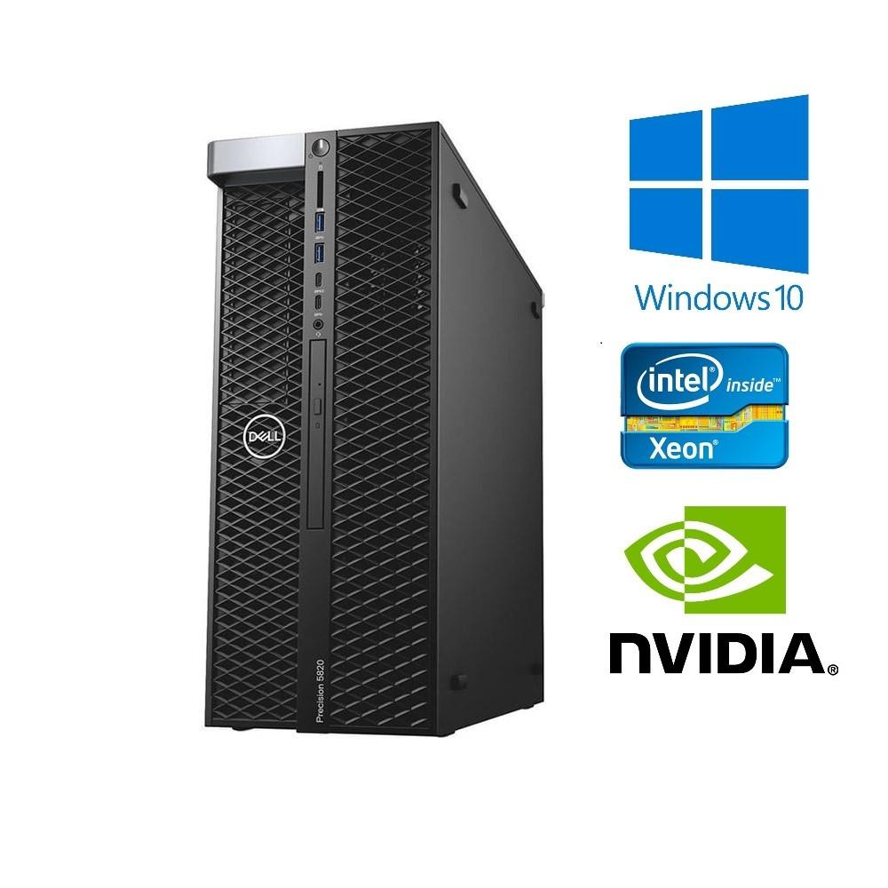 Dell Precision 5810 - Xeon W, 32GB RAM,512GB SSD, NVIDIA Quadro K2200, W10
