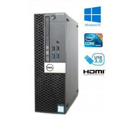 Dell Optiplex 5040 SFF - Intel i5-6500/3.20GHz - 8GB RAM - 500GB HDD - Windows 10