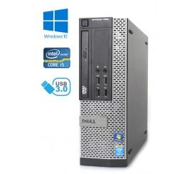 Dell Optiplex 7020 SFF - Intel i5-4590/3.30GHz, 8GB RAM, 128GB SSD, DVD-ROM, Windows 10