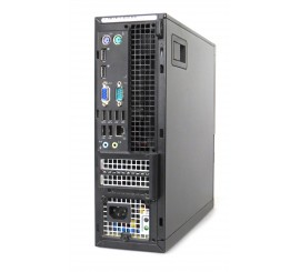 Dell Optiplex 7020 SFF - Intel i5-4590/3.30GHz, 8GB RAM, 128GB SSD, DVD-ROM, Windows 10