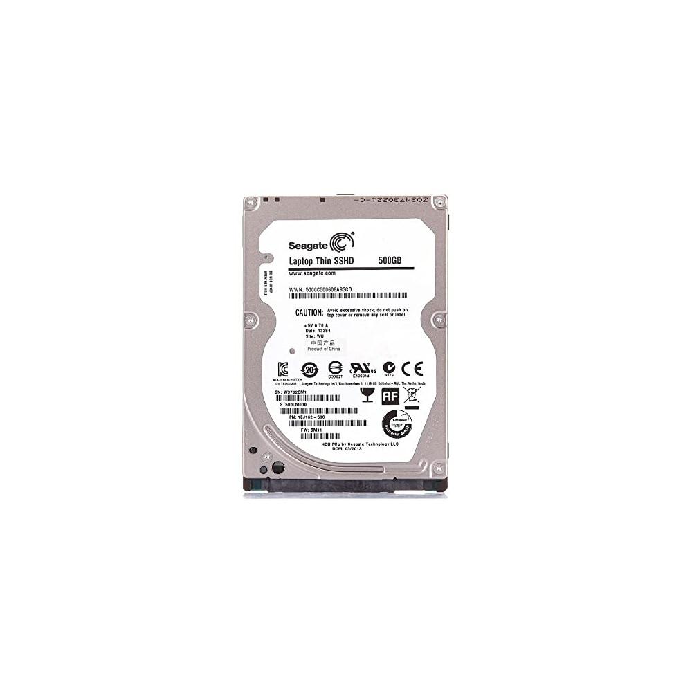 "Pevný disk Seagate 500 GB SSHD 2,5"", 5400rpm, 7mm"