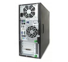 HP ProDesk 600 G1 Tower, Core i5-4690/3.50GHz, 8GB RAM, 240GB SSD+250GB HDD, Win 10