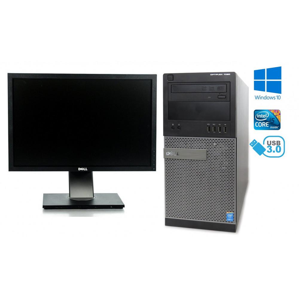 Repasovaný počítač Dell Optiplex 7020 MT   Nextwind.cz