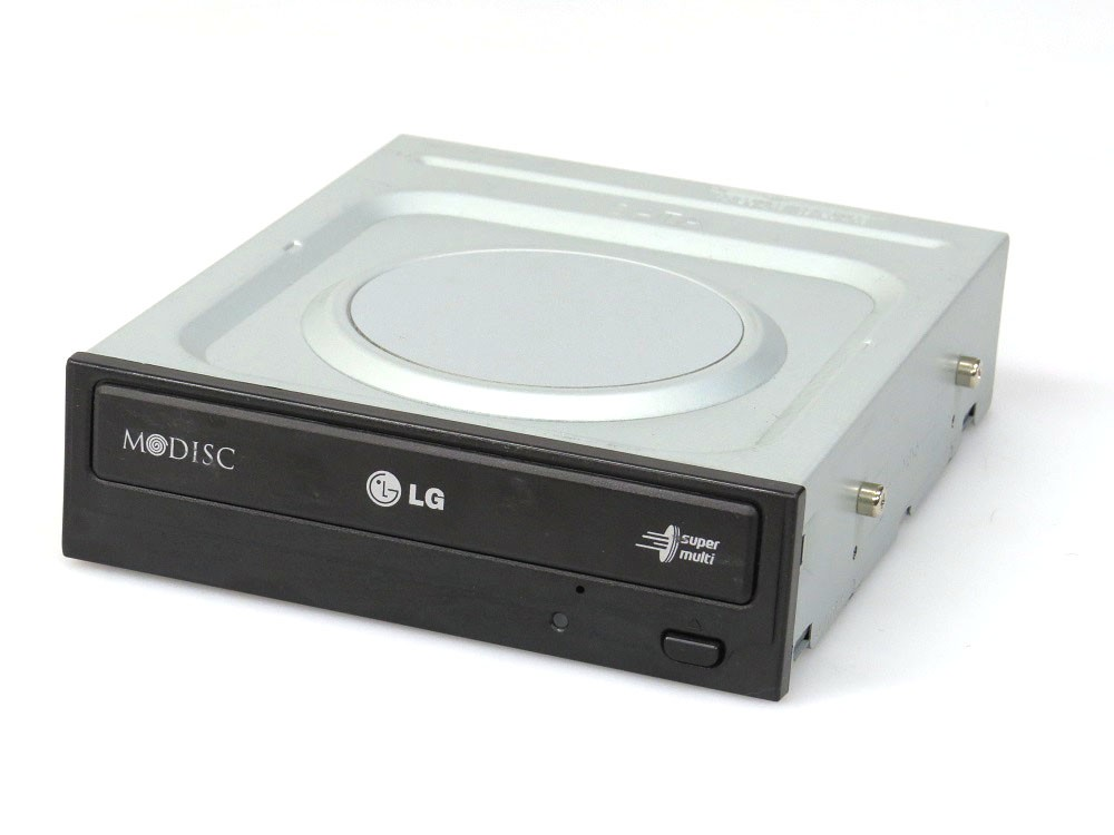 DVD mechaniky